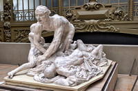 Auguste Rodin (1840-1917) - Ugolino (between 1882 and 1906)