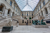 Cour Puget - Richelieu wing, ground floor