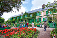 Giverny - Claude Monet's garden